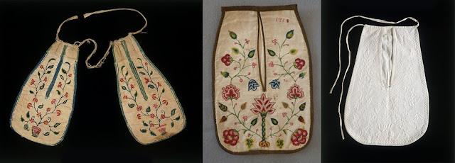 bolsos do século 18