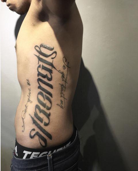 Ambigram Tattoos