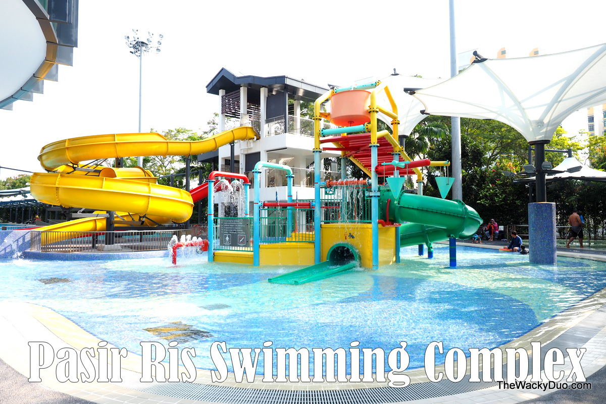 Pasir Ris Swimming Complex Fun For Kids The Wacky Duo