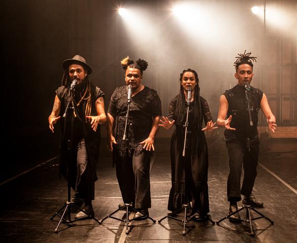 Desfazenda - me enterrem fora desse lugar, do grupo O Bonde, estreia no Palco Virtual do Itaú Cultural