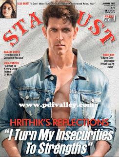 Stardust Magazine Januray 2017