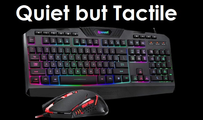 Redragon S101 Wired Gaming Keyboard and Mouse