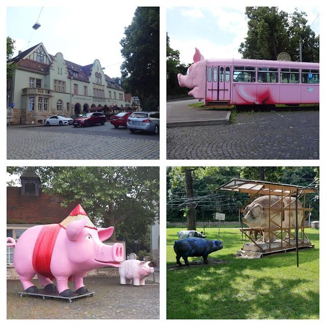 10 museus para visitar em Stuttgart - Schweinemuseum