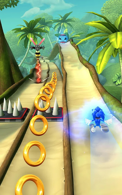 Sonic Dash 2: Sonic Boom Apk Download Mod+Hack