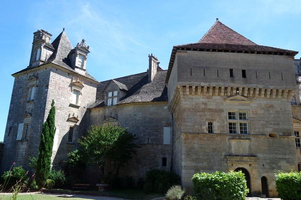 lot causses sud quercy château cénevières
