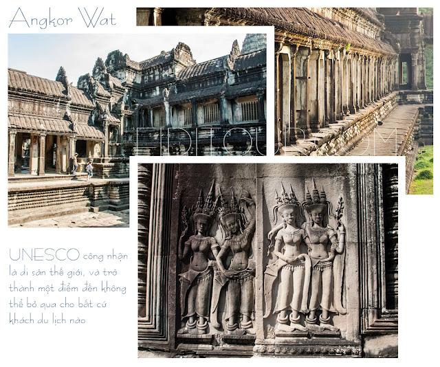Kiến trúc của Angkor Wat