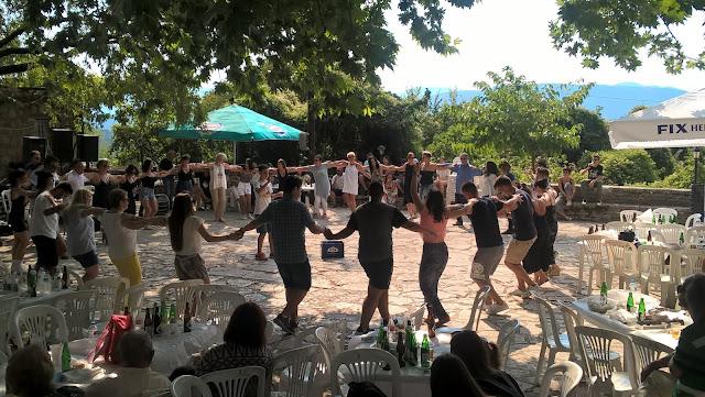 Γιάννενα: Μεγάλη η συμμετοχή του κόσμου στις καλοκαιρινές εκδηλώσεις στη Σκλίβανη