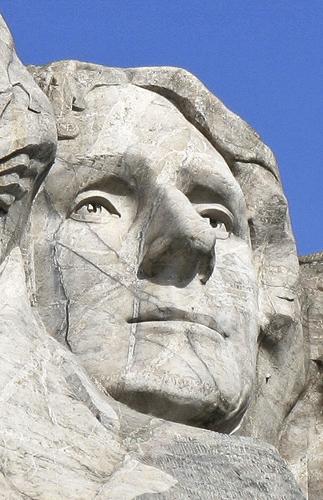 Thomas Jefferson Monte Rushmore