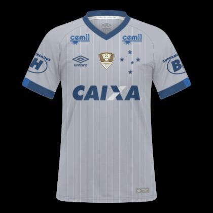 Descrição  Essas são as camisas do Cruzeiro Esporte Clube da cidade de Belo  Horizonte a84dcb28bba10