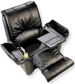 Lay Flat Recliner Chairs Realspace Pro 15000 Series Big Tall High Back Chair Mundo Das Marcas: La-z-boy