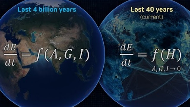 Humans affect Earth system more than natural forces