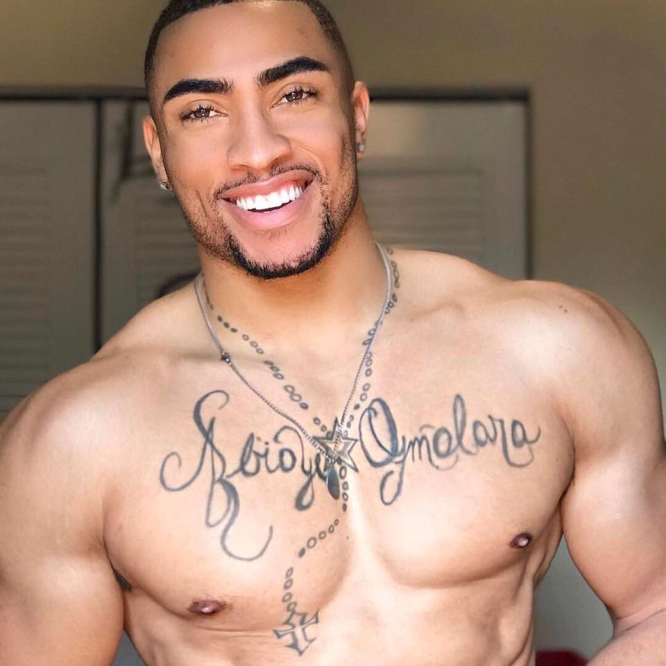 Pictures of sexy black men foto 53