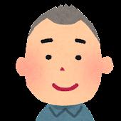 男性の顔アイコン 9