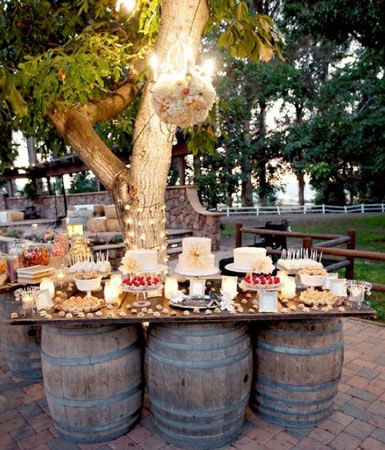 Dream of a Small Outdoor Wedding With These Ideas to Help You