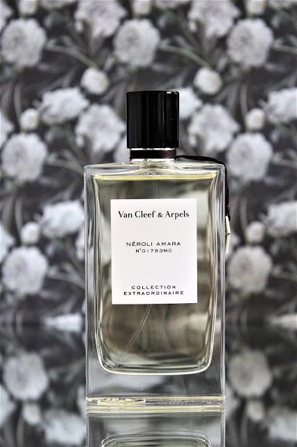 Néroli Amara Van Cleef Arpels avis, van cleef néroli amara, van cleef arpels parfums, parfum néroli amara avis, eau de parfum, perfume influencer, parfum au néroli, neroli perfume, van cleef and arpels néroli amara