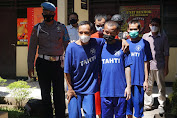 Lima Tahanan Kabur, Berhasil Ditangkap Polres Purbalingga