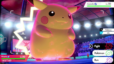Pokemon Sword NSP Rom Screenshot 3