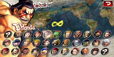 لعبة ستريت فايتر Street Fighter IV CE