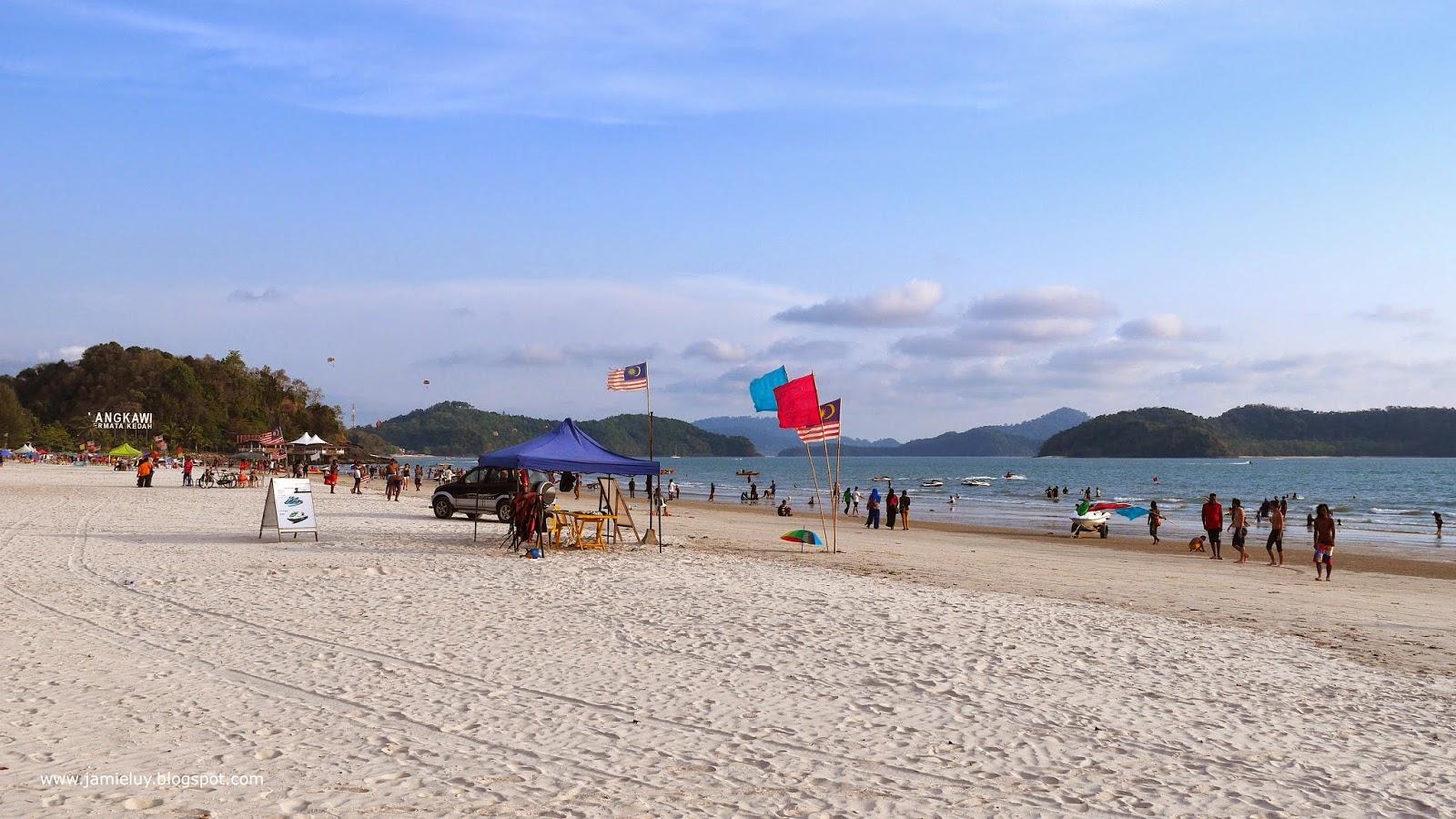 Beach Activities, Langkawi, Malaysia