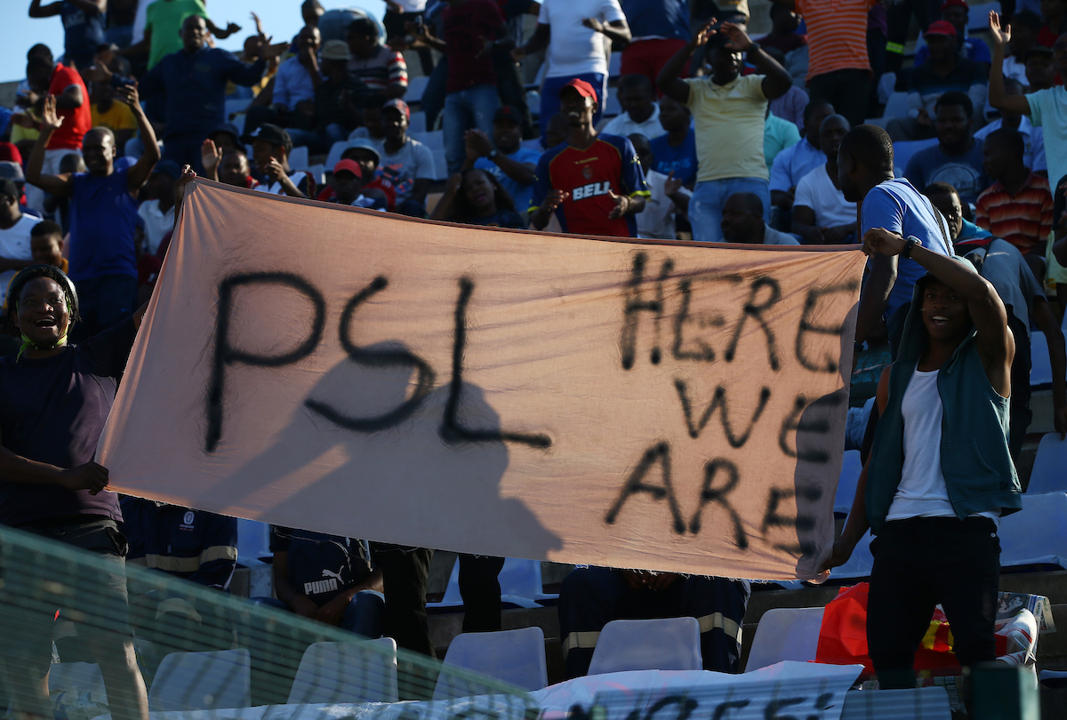 Ajax Cape Town are Closing in on PSL Promotion
