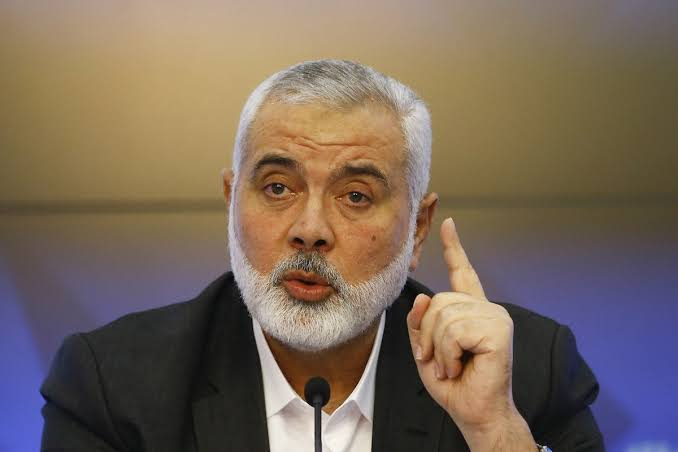 Ismail Haniyeh: Normalisasi Tak Mengubah Apapun, Israel Tetaplah Musuh