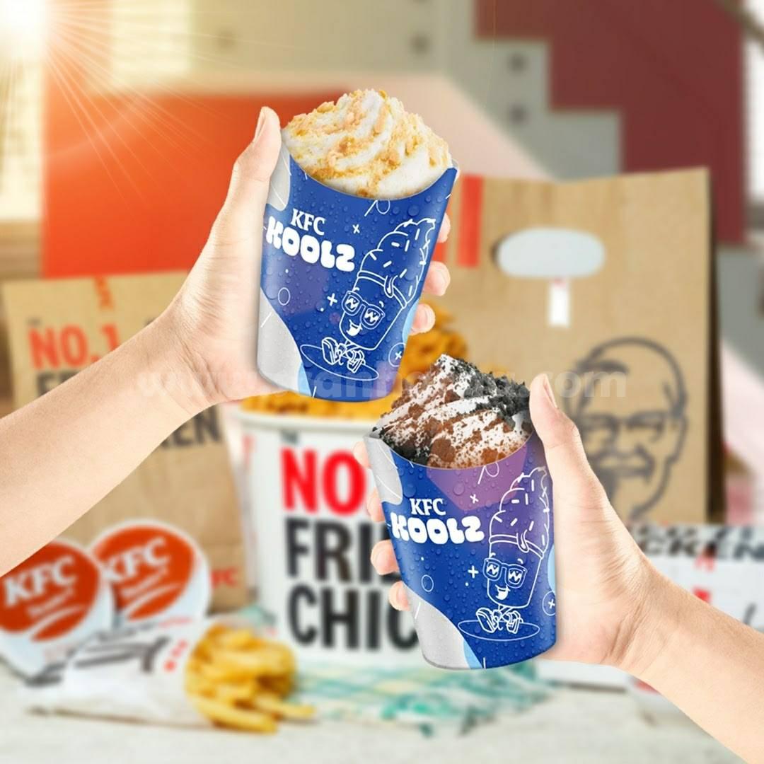 KFC KOOLZ Harga Spesial mulai Rp. 13.636