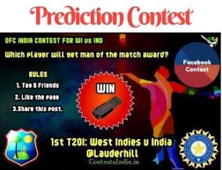 Prediction Contest