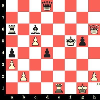 Les Blancs jouent et matent en 4 coups - Anatoly Vaisser vs Byron Jacobs, Cappelle la Grande, 1987