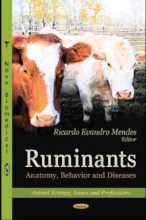 Ruminants Anatomy, Behavior and Diseases 1st Edition
