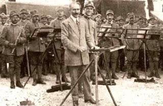 Toscanini al fronte