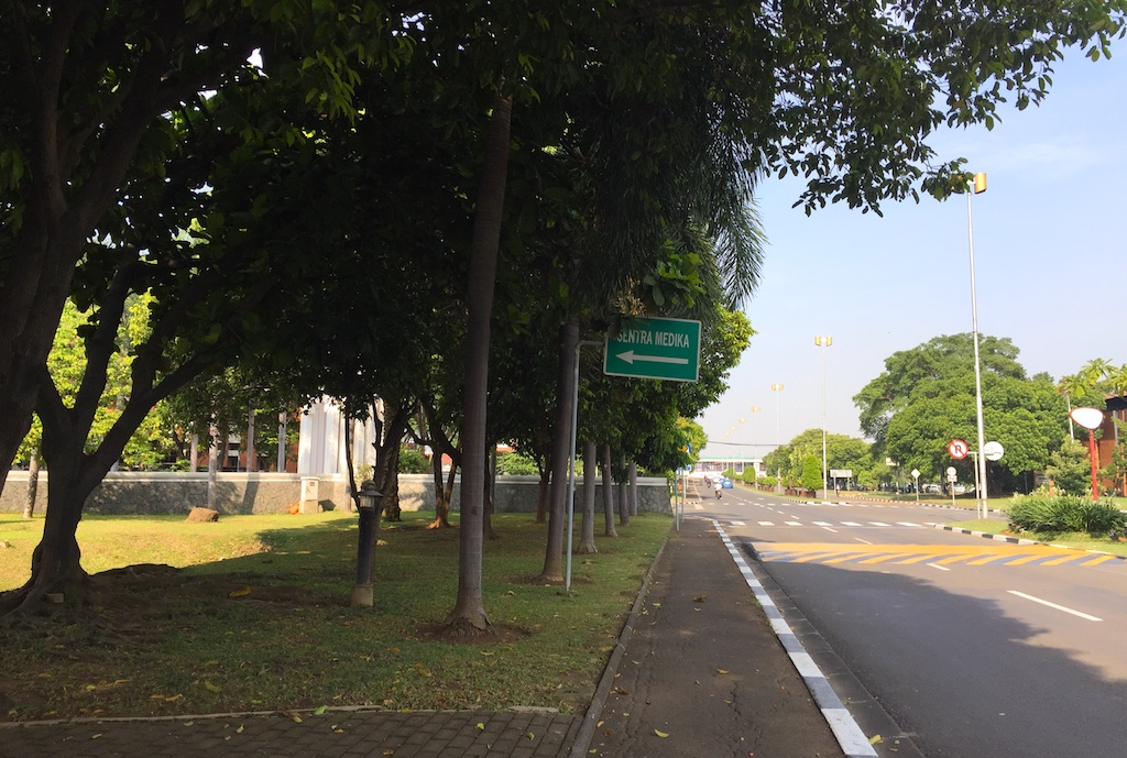 Menuju Kantor Kesehatan Pelabuhan KKP Soekarno Hatta Jakarta