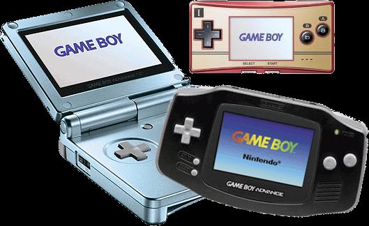 Hướng dẫn chơi game GBA/GBC/NES