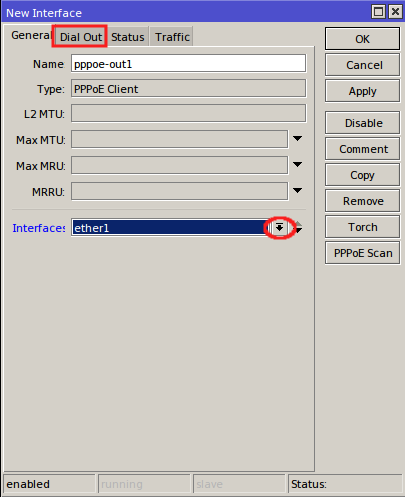 how to connect router to pppoe