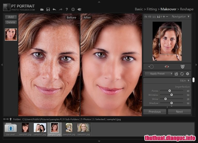 tie-smallDownload PT Portrait 4.1 Studio Edition Full Cr@ck – Phần mềm chỉnh sửa ảnh mạnh mẽ