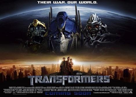 Download Transformers (2007) Dual Audio [Hindi+English] 720p + 1080p Bluray MSubs