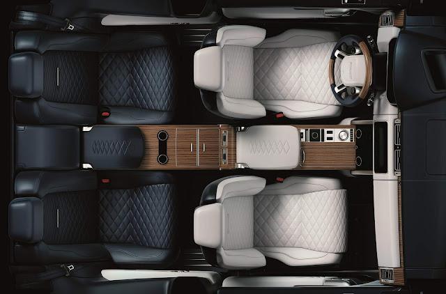 Range Rover SV Coupé será apresentada em março no Salão de Genebra