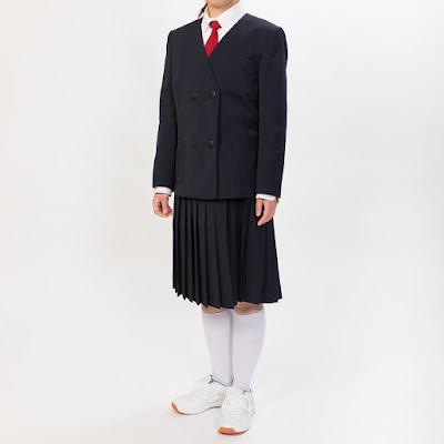 上越市立 城東中学校(女子指定制服)