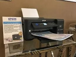 Solusi Printer Epson L120,l210,L360 Lampu Tinta dan Kertas Menyala