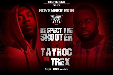 Battle Academy Presents: Tay Roc vs T-Rex
