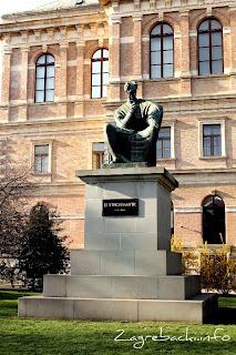 Josip Juraj Strossmayer - Ivan Meštrović, 1924.