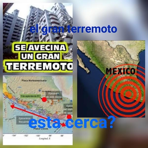 El gran terremoto temido por los científicos en México aún está por suceder.
