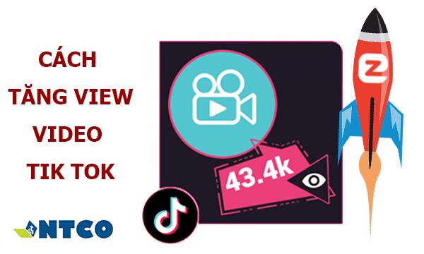 Cách tăng lượt xem video tik tok