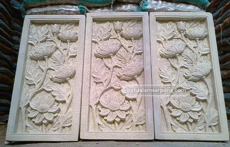 relief batu