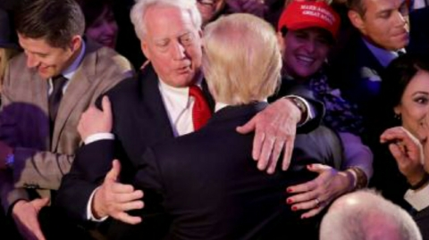 Robert Trump, President Donald Trump's younger brother, has passed away at the age of 71