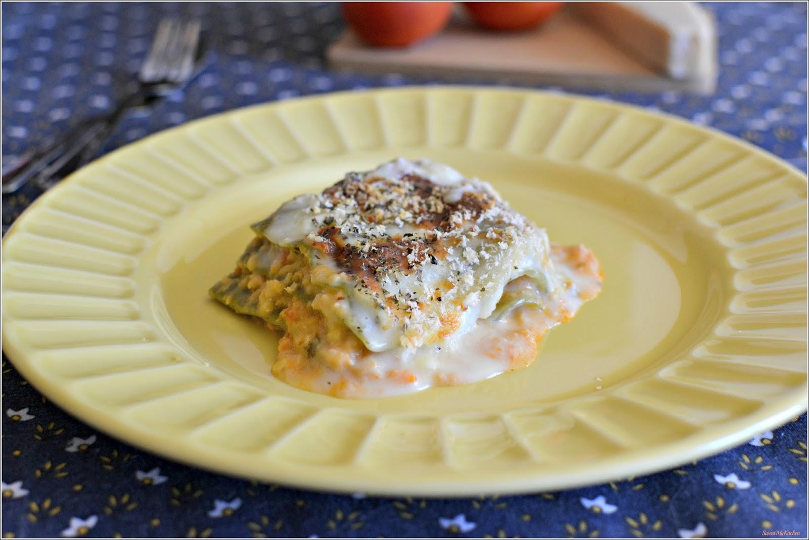 Sweet my Kitchen: Lasanha de pescada
