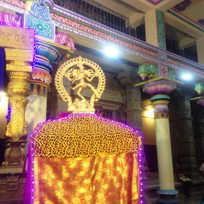 அபிராமி அம்மன் கோவில் கொலு மண்டபம் (திண்டுக்கல்)