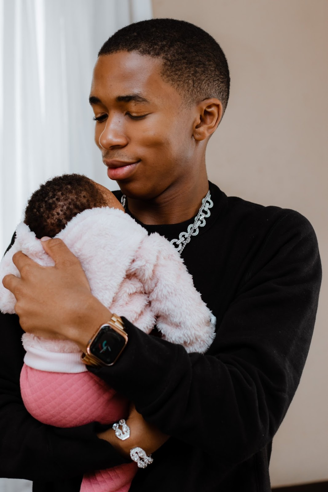 Gay Lasizwe Follows Somizi's Footsteps, He Is Now A Father (BABY PHOTO)