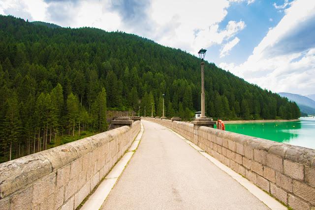 Lago di Santa Caterina-Auronzo di Cadore
