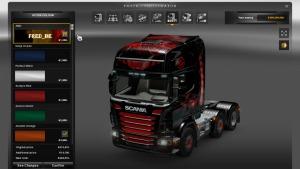 ATi Scania skin + interior