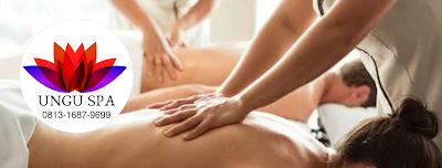 Spa Massage untuk Full Body Massage ( Pijat Seluruh Badan )